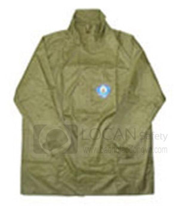 Quần áo đi mưa bảo vệ dân phố