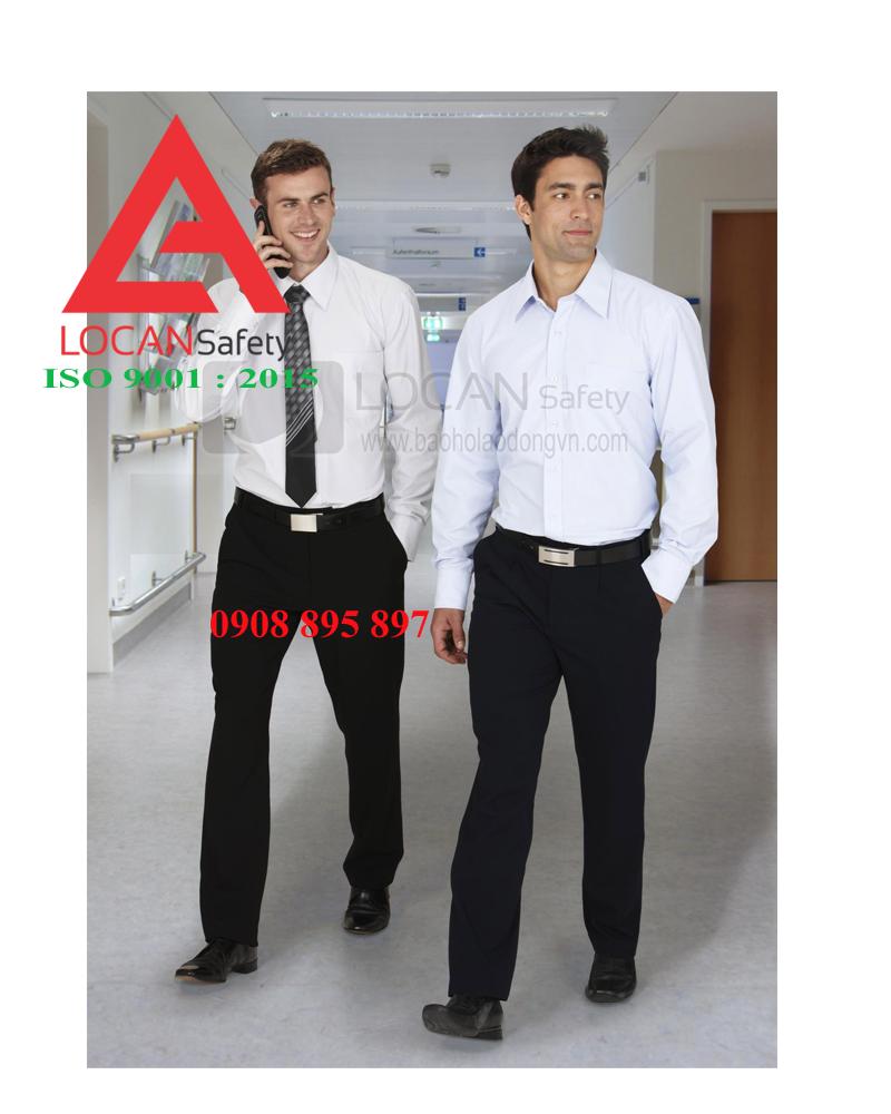 Đồng phục văn phòng Lộc An đẹp