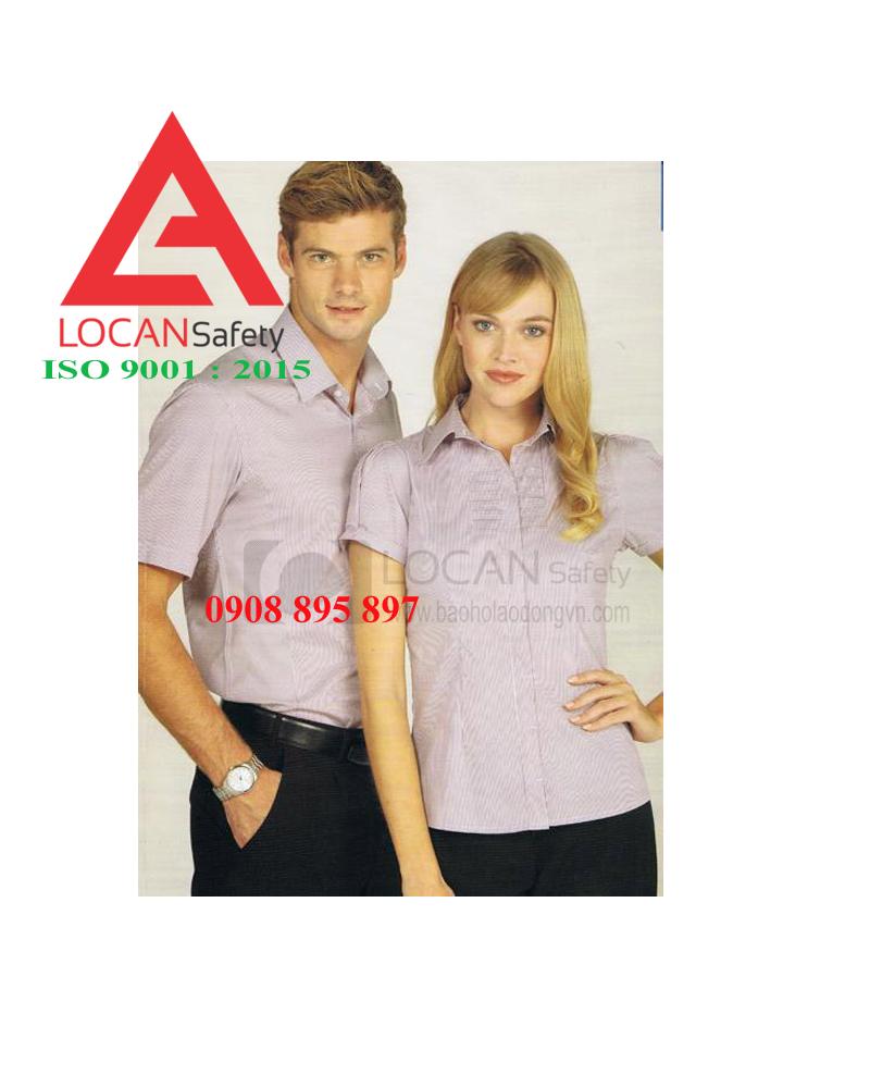 Đồng phục văn phòng Lộc An chất lượng