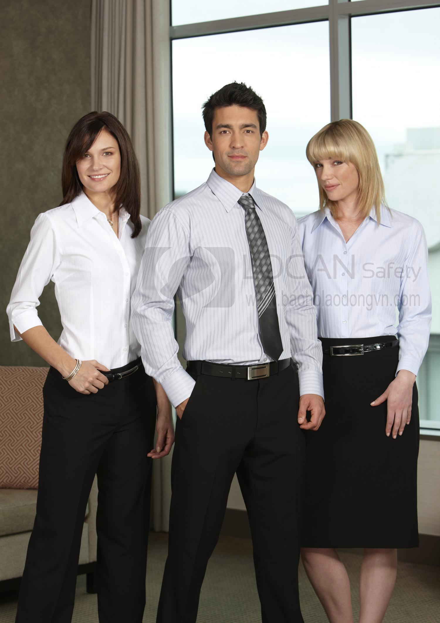 Đồng phục văn phòng đẹp