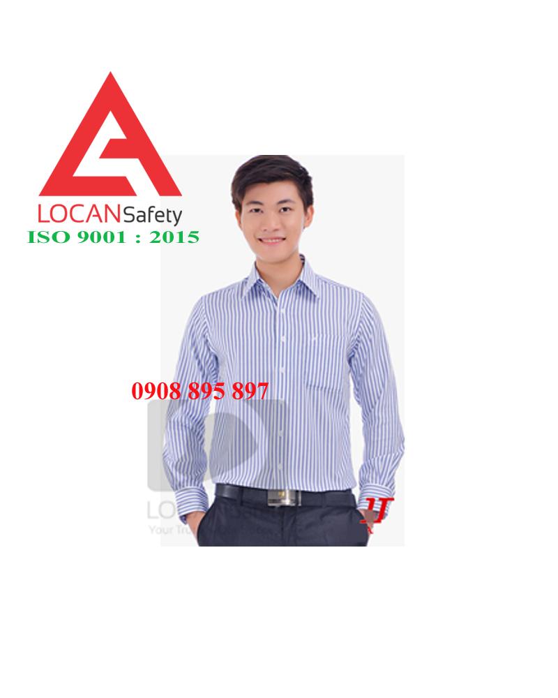 Đồng phục công sở Lộc An chất lượng