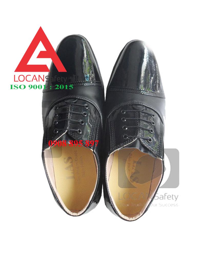 Giày tiêu chuẩn đồng phục bảo vệ