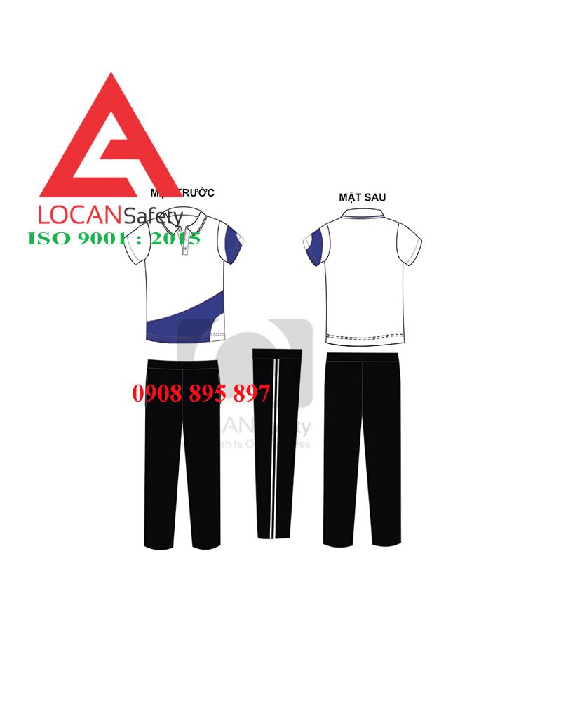 Thiết kế đồng phục học sinh