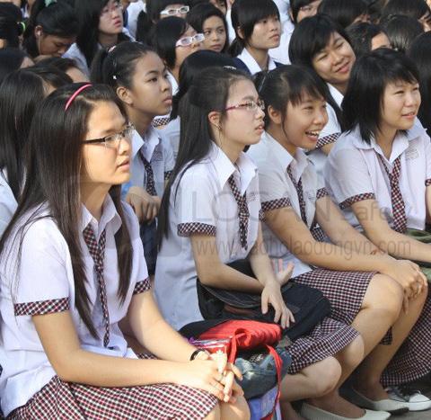 Đồng phục học sinh cho năm học mới
