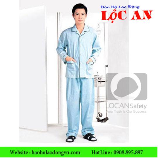 Quần áo bệnh nhân Lộc An